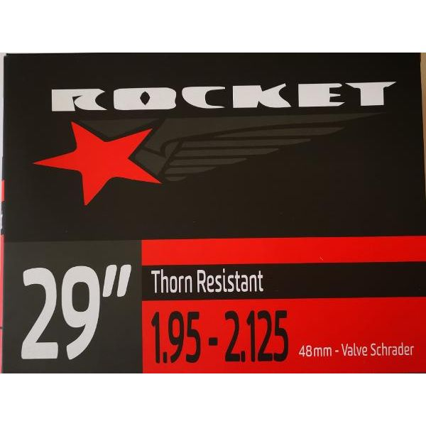 ROCKET THORNPROOF TUBE 29 X 1.75/2.125 SV 48MM
