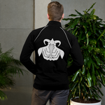 Mastadon Fleece Jacket [White]