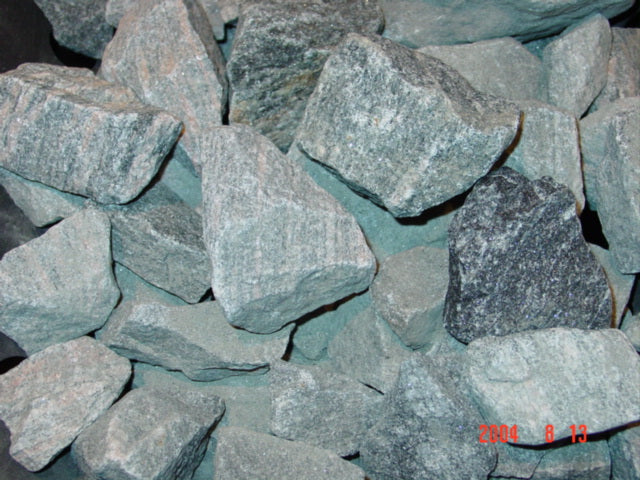 Heater stones (30lbs) - Better Health Saunas