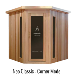 Neo-Classic Style Series - Better Health Saunas