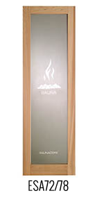 Sauna Doors - Better Health Saunas