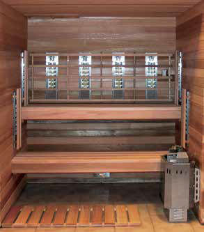 INFRA-CORE™ Premium Dual Series - Better Health Saunas
