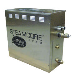 STEAMCORE™ Spa II - SSB Package - Better Health Saunas