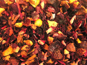 Cranberry Orange Tisane