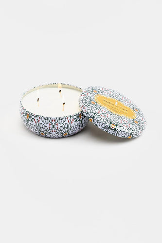 Aqua De Soi Mistletoe and Holly 3 Wick Candle