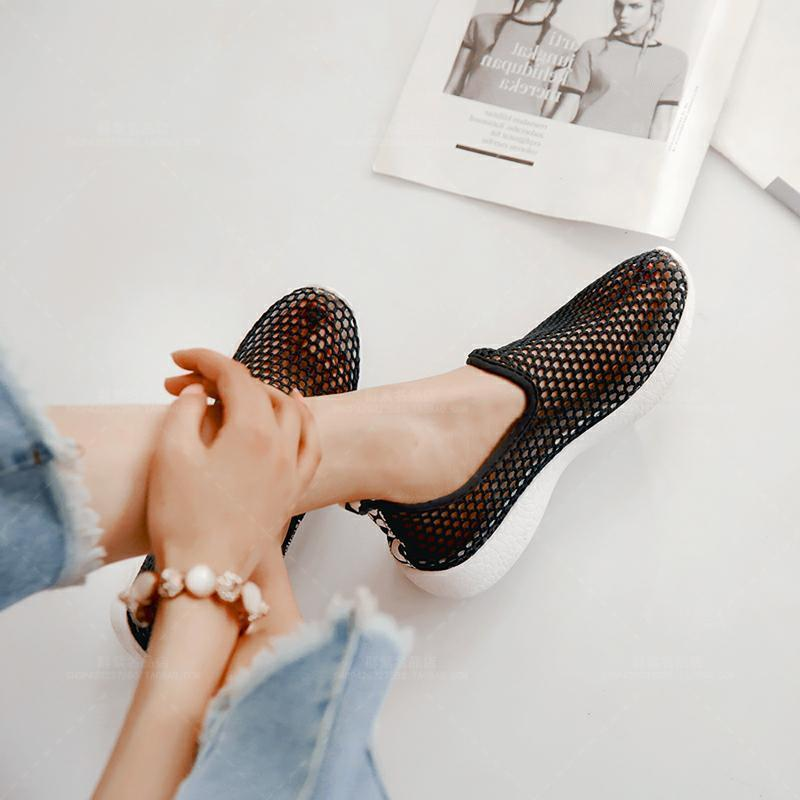 Casual Fashion Hollow Sneakers