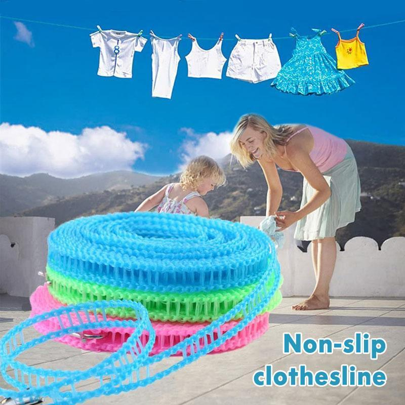 Portable Clothesline for Outdoor & Home