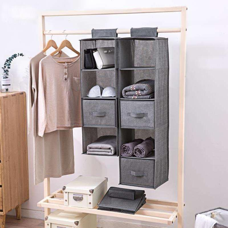 Hanging Multi-layer Storage Bag