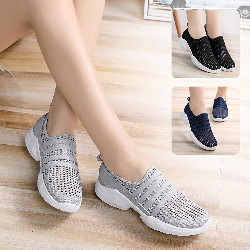 Magoloft™ Mesh Sports Casual Slip On Walking Shoes