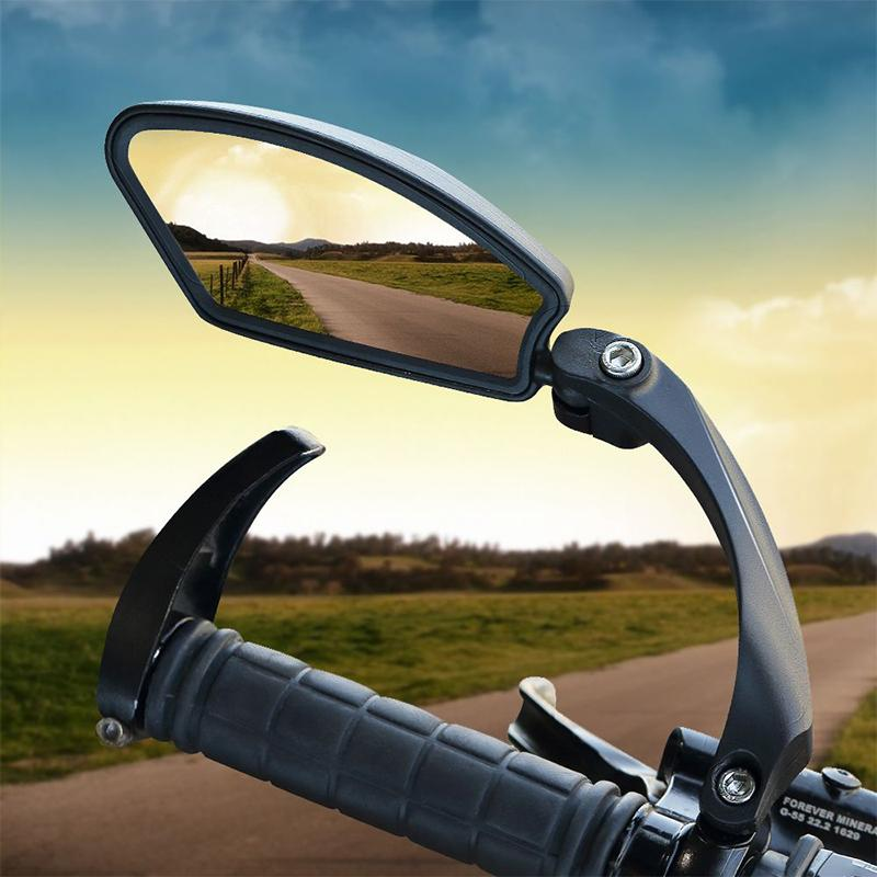 Bicycle Flexible Safety Rearview Mirrors