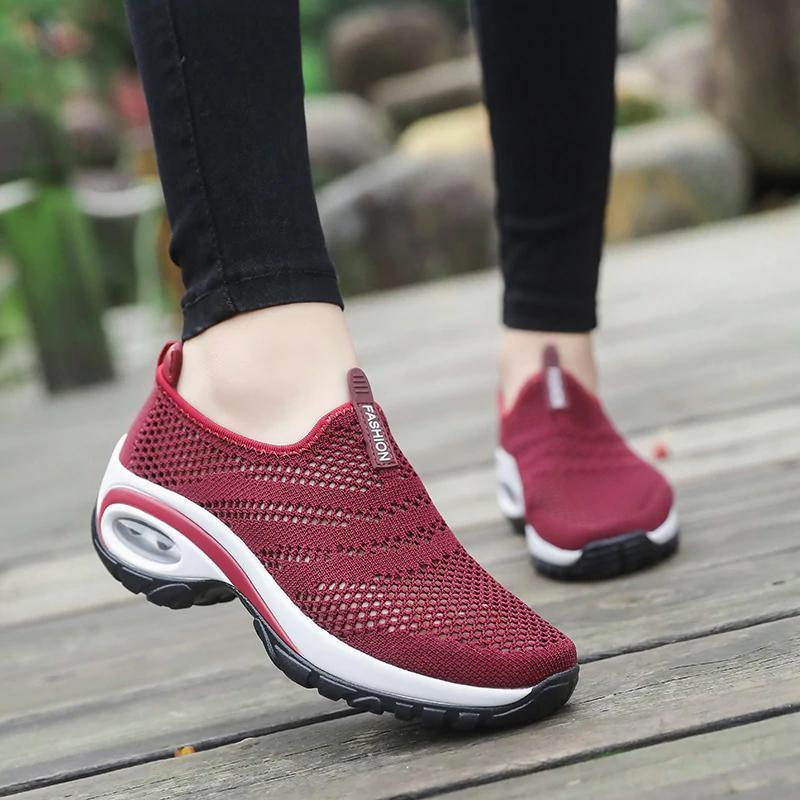 Magoloft™ Women Breathable Mesh Slip On Sneakers