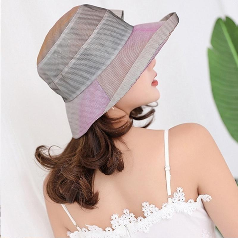 Womens Beach Sun Straw Hat