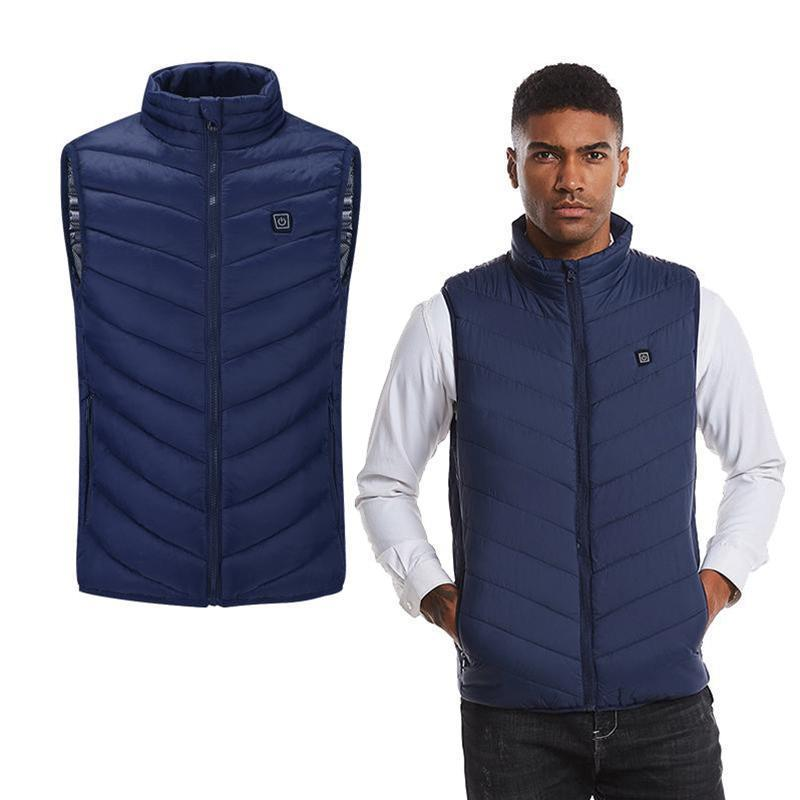 Rechargeable Winter Vest, unisex