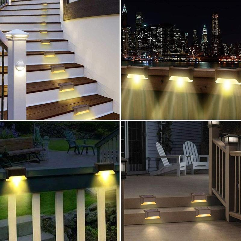 Solar Deck Lights Outdoor