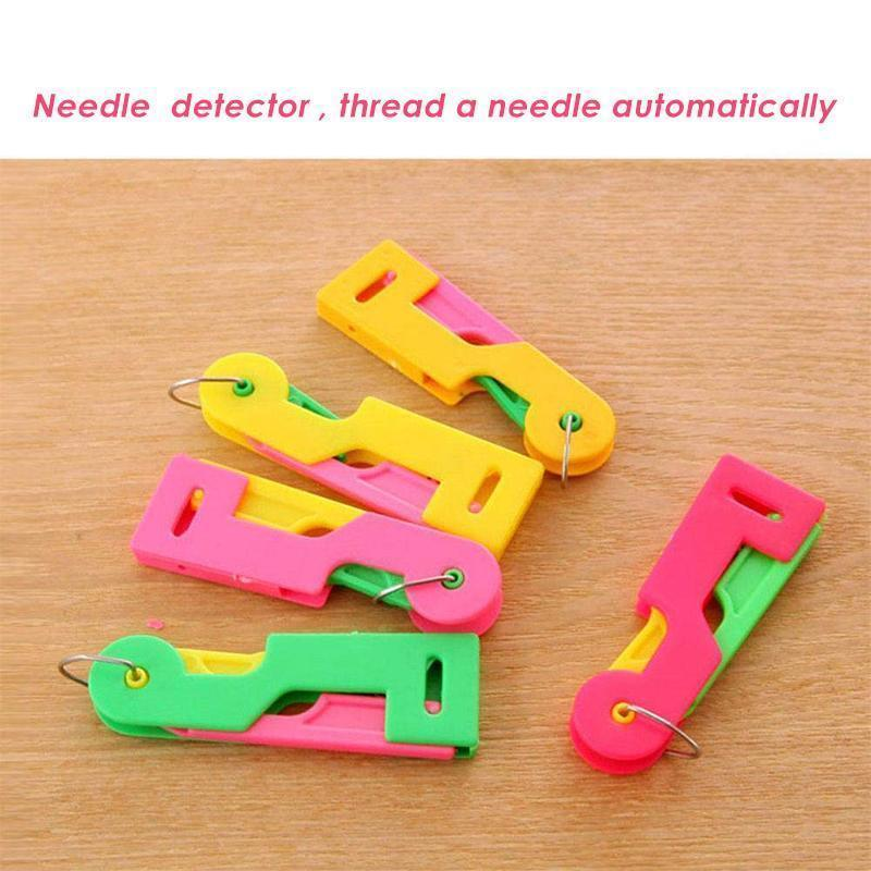 Automatic Threading Aid Needle Threader