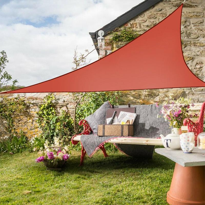 Triangular Sunshade Sail