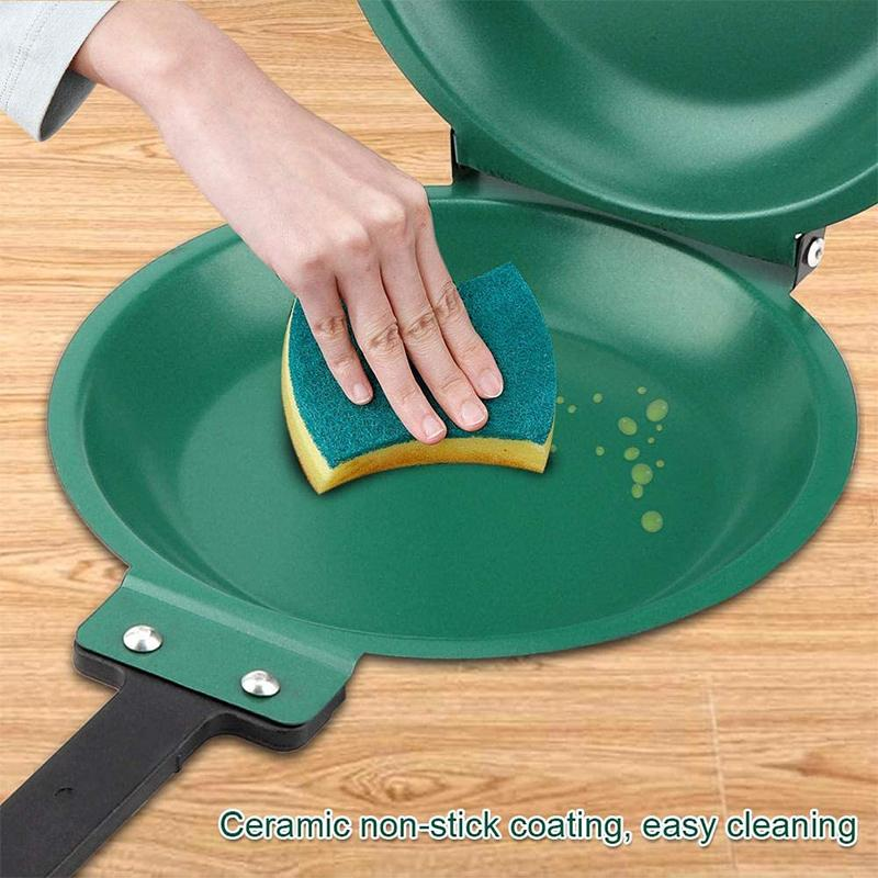 Double Side Frying Nonstick Pan
