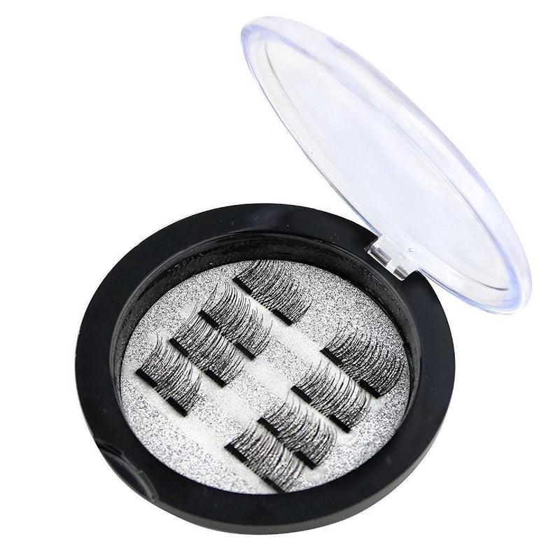 Reusable False Eyelashes (8 Pcs )
