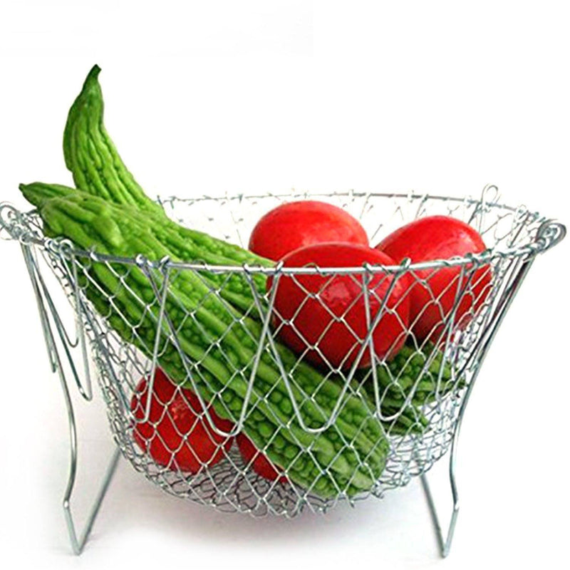 Stainless Steel Chef Basket