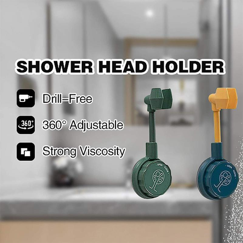 No-Punching Shower Head Bracket