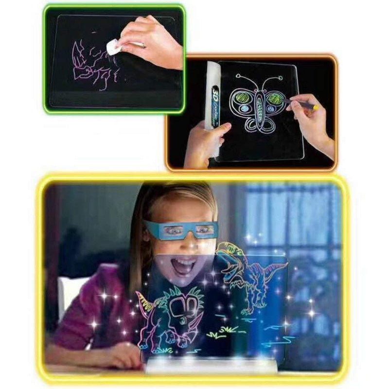 LED Painting Pad for Kids