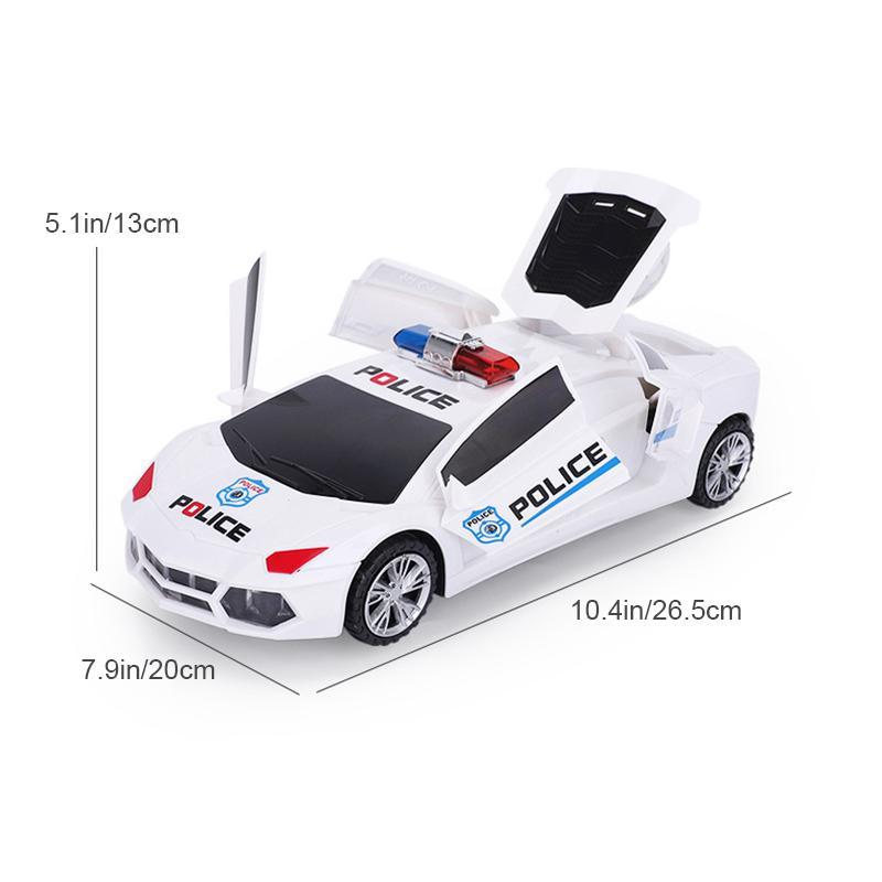 Child Electric Police Car
