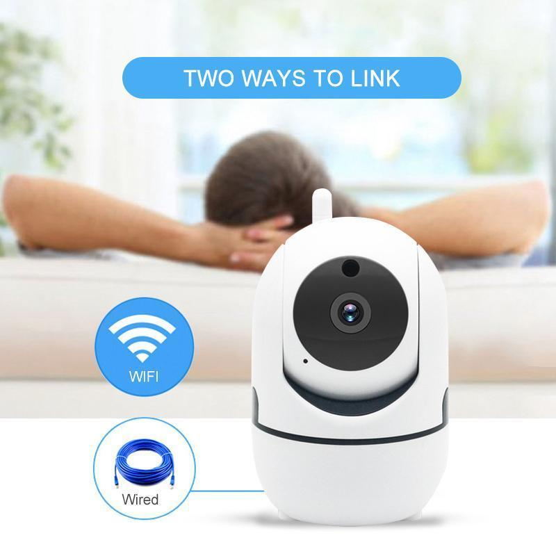 Magoloft™ Smart AI Security Camera - Human tracking / night vision HD