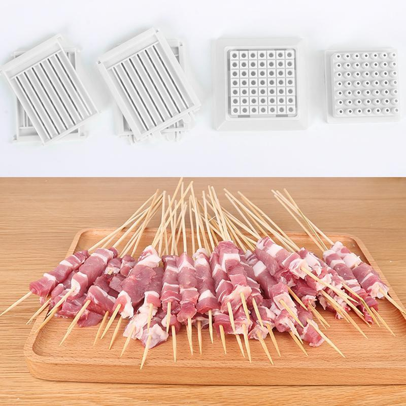 49 Hole Barbecue Skewers Tool