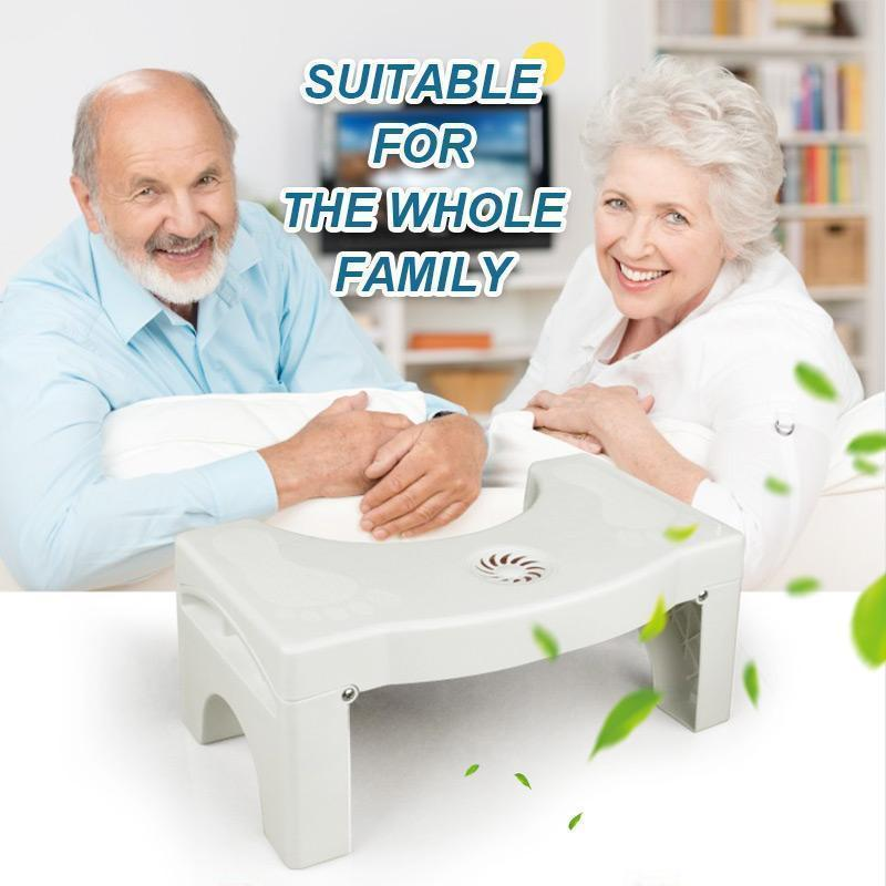 Magoloft ™ Folding Multi-Function Toilet Stool