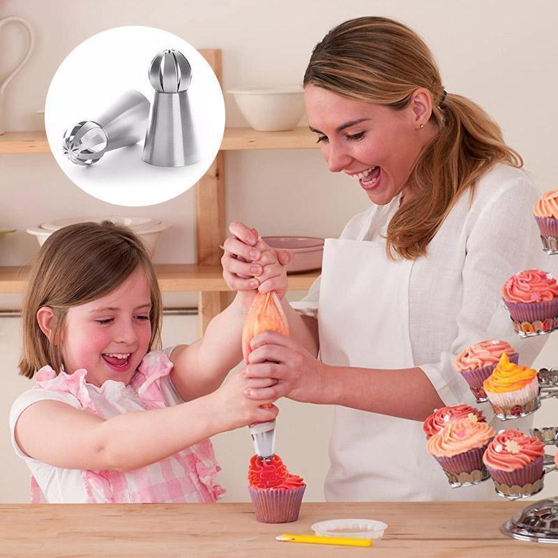 Magoloft™ Cake Decor Piping Tips