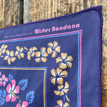 Load image into Gallery viewer, Vintage Hawaiian design in smoky deep purple. Made in the USA 🇺🇸