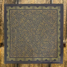 Load image into Gallery viewer, This rattlesnake-inspired bandana captures the spirit of the Old Southwest in tones of dusty sage, grey, and brown.