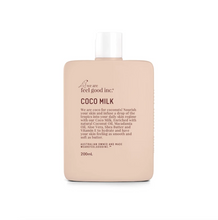 Load image into Gallery viewer, Feel Good Inc Coco Milk Moisturiser