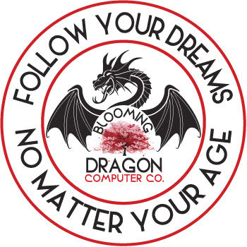 Follow Your Dreams Sticker - Fundraiser!