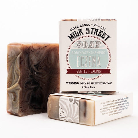 Eczema Goat Milk Soap Bar