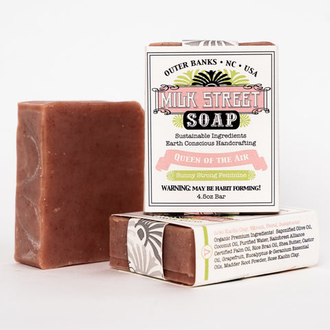 Queen of the Air Vegan Soap Bar