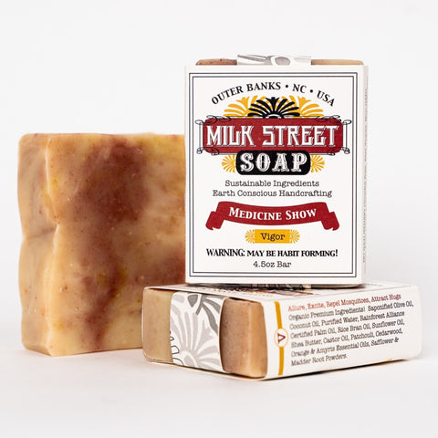 Medicine Show Vegan Soap Bar