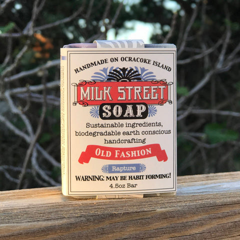 Old Fashioned Vegan Soap