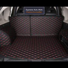 SupremeAutoMats.com - Luxury Diamond Patterned All Weather Car Mats - We also Have Matching Trunk Mats
