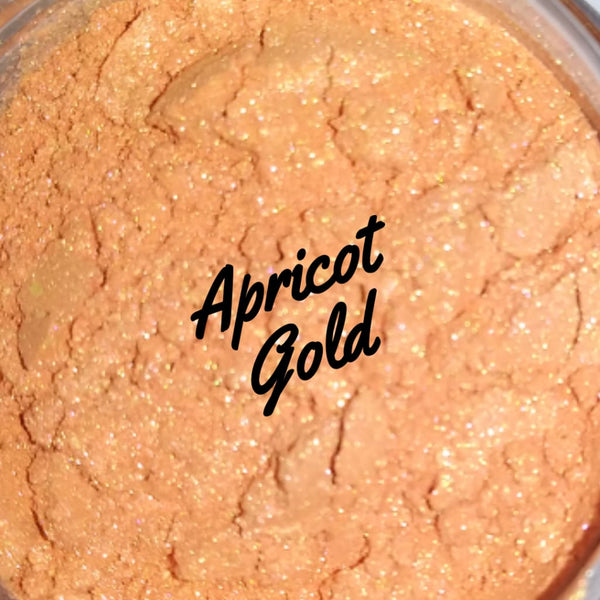 Apricot Glow Loose Eyeshadow Pigment - Loose Pigment