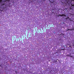 Purple Passion Loose Eyeshadow Pigment - Loose Pigment