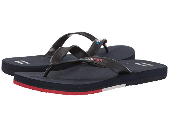 [BILLABONG(ビラボン)] メンズサンダル・靴 All Day Solid Sandal Americana