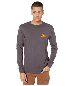 [BILLABONG(ビラボン)] シャツ・ワイシャツ等 Scorpion Palm Long Sleeve Charcoal (S)