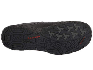 [Columbia(コロンビア)] メンズスニーカー・靴・シューズ Peakfreak Venture Waterproof Black/Gypsy (25cm) D - Medium