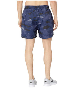 [NIKE(ナイキ)] メンズパンツ・ショーツ等 NSW Camo Shorts Woven Midnight Navy/Midnight Navy/White