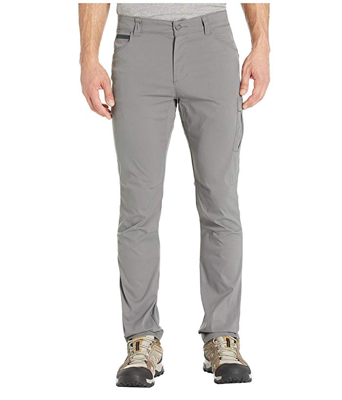 [Columbia(コロンビア)] メンズパンツ・ショーツ等 Outdoor Elements Stretch Pants City Grey
