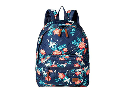 [Roxy(ロキシー)] レディースバッグ、リュック Morning Light Backpack Dress Blues Garden Lily