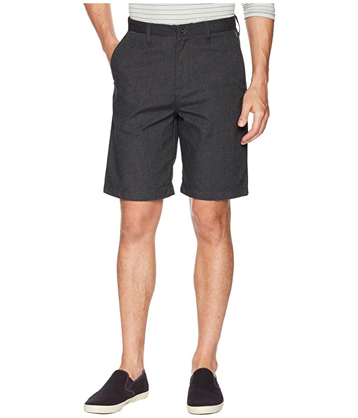 [BILLABONG(ビラボン)] メンズパンツ・ショーツ等 Carter Stretch Shorts Black Heather (W: 71cm) 10