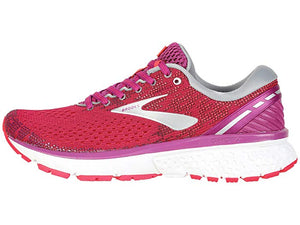 [BROOKS(ブルックス)] レディーススニーカー・靴・シューズ Ghost 11 Aster/Diva Pink/Silver