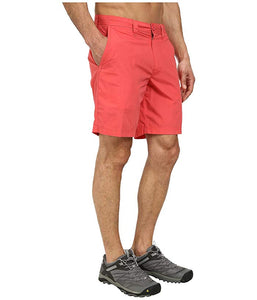 [Columbia(コロンビア)] メンズパンツ・ショーツ等 Washed Out Short Sunset Red